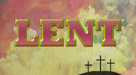 Got Lent?