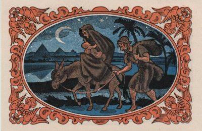 holy family escape to egypt