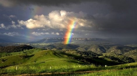 Reflections Genesis 9--Heaven's Bow