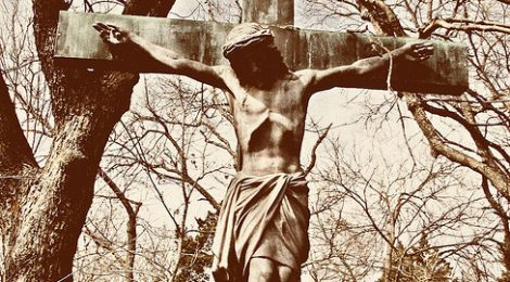 salvation through the crucifixion